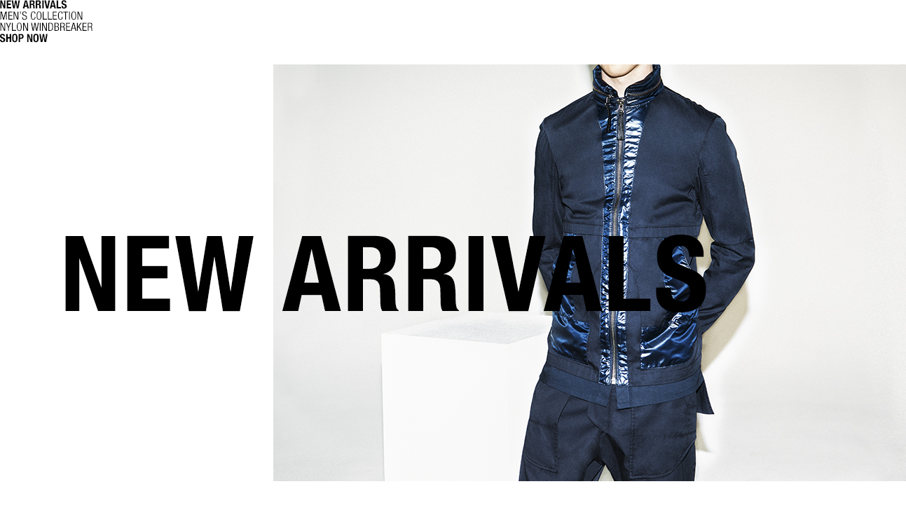 Men New Arrivals