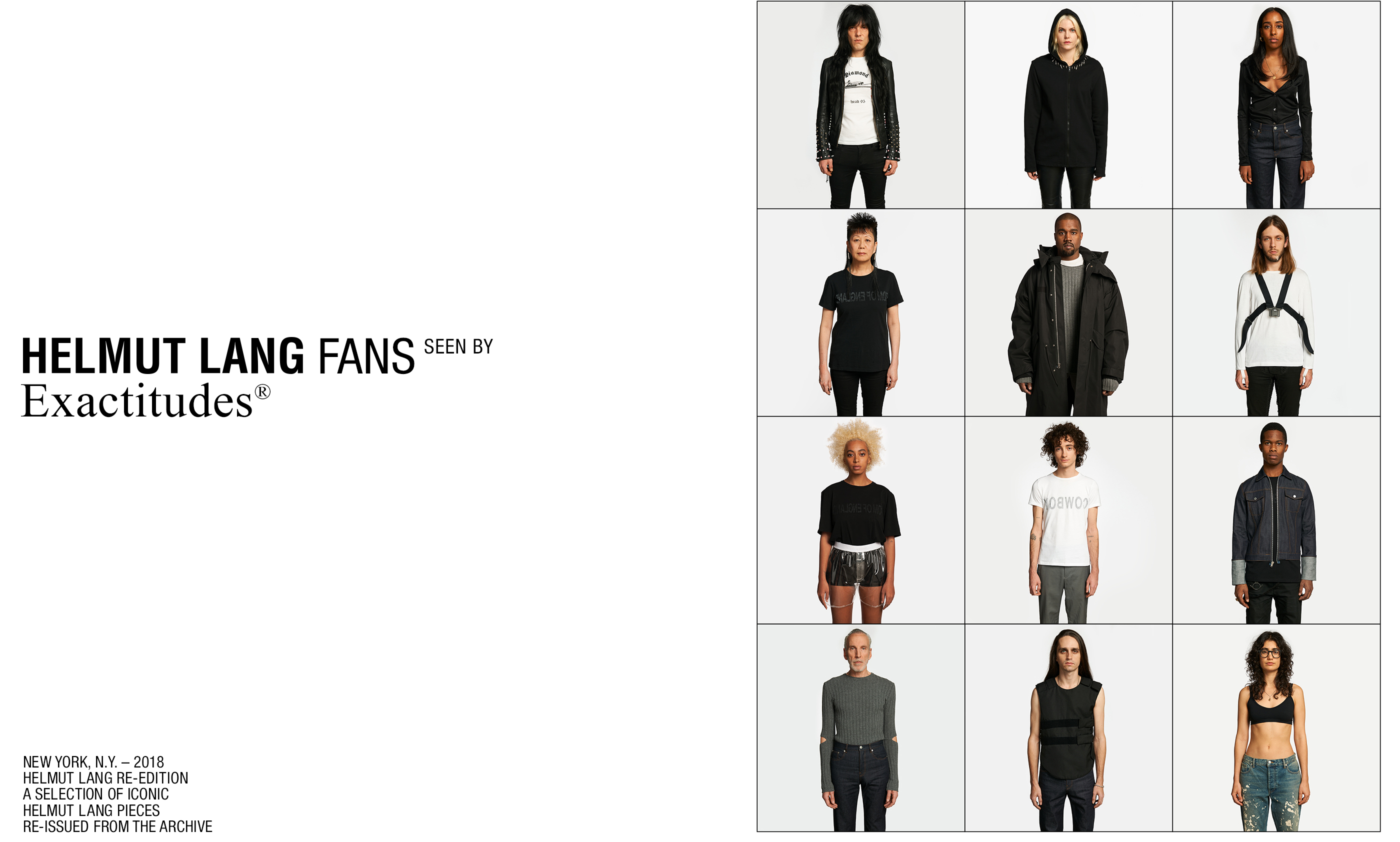 c3db4a1fdb771 HELMUT LANG - Shop clothing, fragrance, shoes, and accessories for women  and men